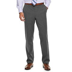 Men's Chaps Performance Series Classic-Fit 4-Way Stretch Suit Pants