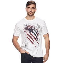 Men's Apt. 9® Liberty Grid American Flag Graphic Tee