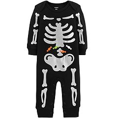 Baby Carter's Skeleton Bodysuit
