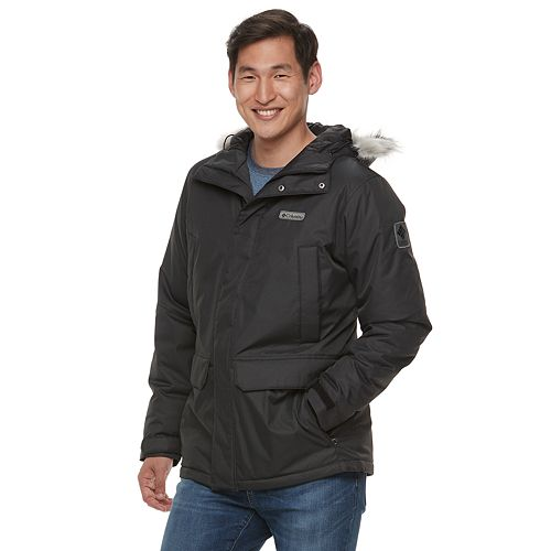 Men's Columbia Penns Creek Thermal Coil Hooded Parka