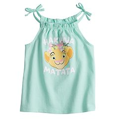 Disney's The Lion King Baby Girl Nala Graphic Tank Top by Jumping Beans®