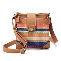Rosetti Double Time Crossbody Bag