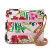 Rosetti Demi Floral Mini Crossbody Bag