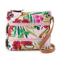 Rosetti Demi Floral Mini Crossbody Bag