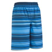 Boys 8-20 Under Armour Gradient Stripe Volley Shorts