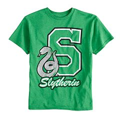 Boys 8-20 Harry Potter Slytherin Tee