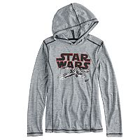Boys 8-20 Star Wars X-Wing Hooded Tee