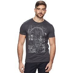 Men's Apt. 9® Seeing Sounds Graphic Tee