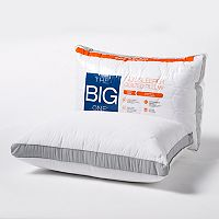 Deals on The Big One Quilted Side Sleeper Bed Pillow QUEEN