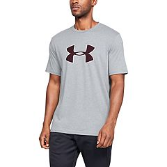 Men's Under Armour Charged Cotton Logo Tee