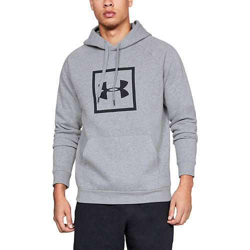 23134ac4 Men's Under Armour Rival Fleece Logo Hoodie
