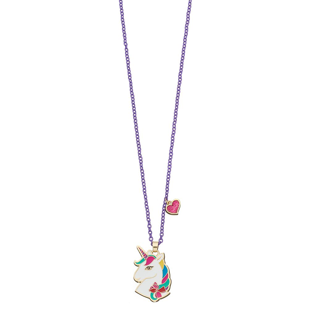 ltd products pendant unicorn essentials necklace purple baby chew munchables
