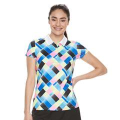 Women's FILA SPORT® Short Sleeve Golf Polo