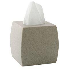Sonoma Goods For Life Resin Tissue Box Cover