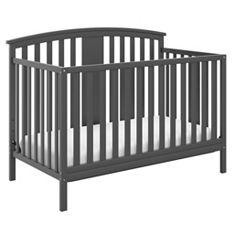 Storkcraft Greyson 4-in-1 Convertible Crib