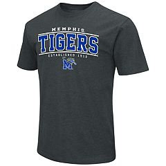 Men's Campus Heritage Memphis Tigers Established Tee