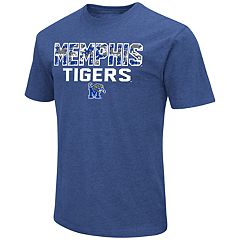 Men's Campus Heritage Memphis Tigers Camo Wordmark Tee
