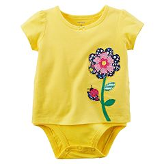 Baby Girl Carter's Balloon Bodysuit