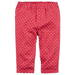 Baby Girl Carter's Dot Pants