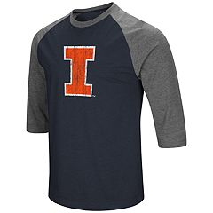 Men's Campus Heritage Illinois Fighting Illini Moops Tee