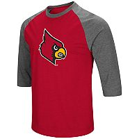 Men's Campus Heritage Louisville Cardinals Moops Tee