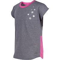 Girls 7-16 New Balance Fashion Perforated Tee
