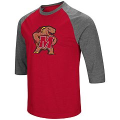 Men's Campus Heritage Maryland Terrapins Moops Tee