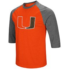 Men's Campus Heritage Miami Hurricanes Moops Tee