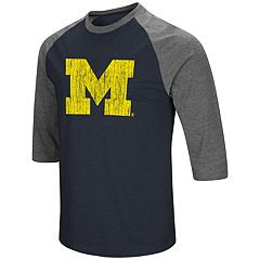 Men's Campus Heritage Michigan Wolverines Moops Tee
