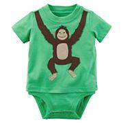 Baby Boy Carter's Applique Bodysuit