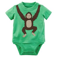 Baby Boy Carter's Applique Bodysuit
