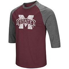 Men's Campus Heritage Mississippi State Bulldogs Moops Tee