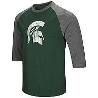 Men's Campus Heritage Michigan State Spartans Moops Tee