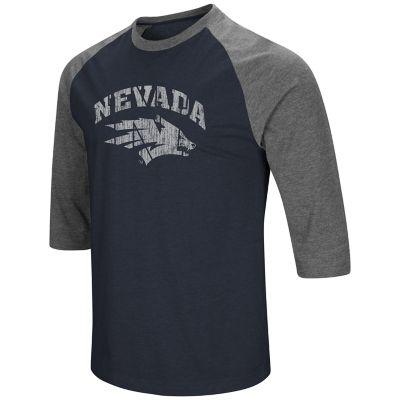 Men's Campus Heritage Nevada Wolf Pack Moops Tee
