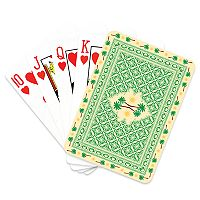 Wembley Poolside Jumbo Playing Cards