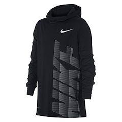 Boys 8-20 Nike Dry Pullover Hoodie