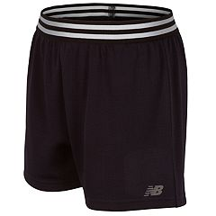 Girls 7-16 New Balance Core Shorts