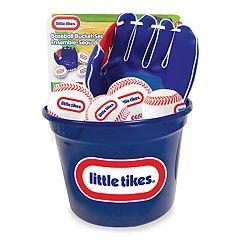 Little Tikes Ball And Mitt Set