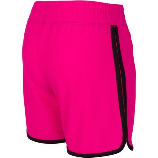 Girls 7-16 New Balance Long Shorts