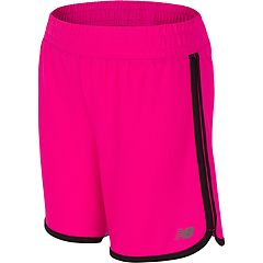 Girls 7-16 New Balance Long Shorts