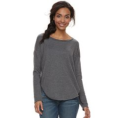 Women's SONOMA Goods for Life™ Soft Touch High-Low Tunic