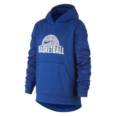 Boys 8-20 Nike Therma Basketball Pullover Hoodie