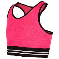 Girls 7-16 New Balance Seamless Crop Bra