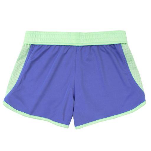 Girls 7-16 New Balance Reversible Shorts