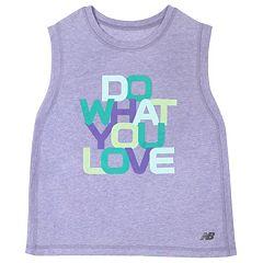 Girls 7-16 New Balance 'Do What You Love' Tank Top