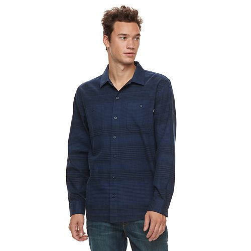 Men's Vans Struttman Button-Down Shirt