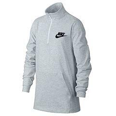 Boys 8-20 Nike Half-Zip Pullover