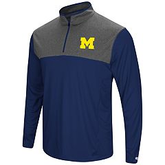 Men's Campus Heritage Michigan Wolverines Savoy II Pullover