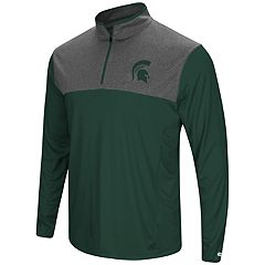 Men's Campus Heritage Michigan State Spartans Savoy II Pullover
