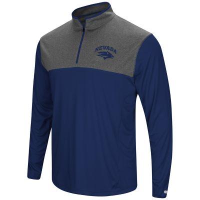 Men's Campus Heritage Nevada Wolf Pack Savoy II Pullover